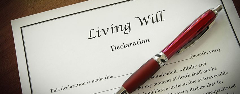 Writing a living will uk gov